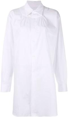 Y's Long Line Shirt