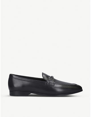Tod's Tods Double T leather loafers