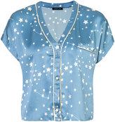 Morgan Lane Joanie pyjama top