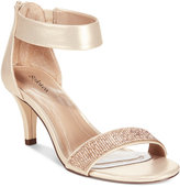 Style&Co. Style & Co. Phillyis Two-Piece Evening Sandals, Only at Macy's