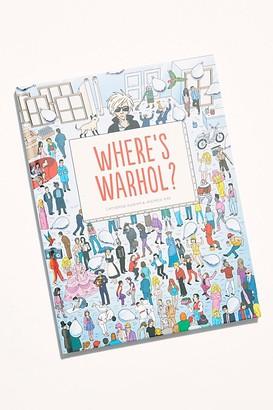 Chronicle Books Where's Warhol?