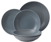 Gordon Ramsay Maze Dark Grey 5-Piece Pasta Set