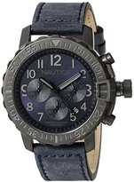 Nautica Men's NAD21005G NMS 01 Analog Display Analog Quartz Blue Watch