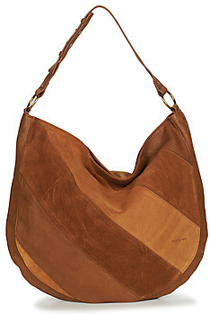 Nat & Nin MARLOES women's Shoulder Bag in Brown