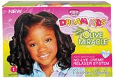 African Pride Olive Miracle Regular Relaxer Kit