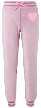 Ideology Toddler Girls Velour Sweatpants, Created for Macy's