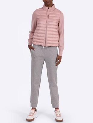 Moncler Puffer Vest Cardigan