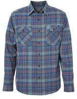 Royal Robbins Men's Performance Flannel Plaid Long Sleeve Shirt 42387