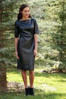 Shabby Apple Black Sugarplum Sheath Dress