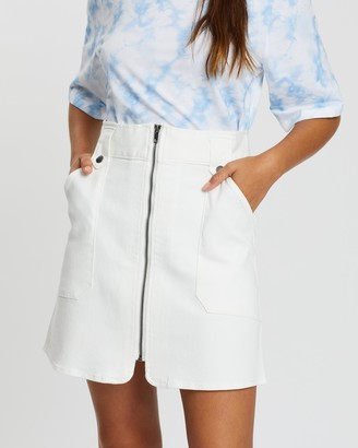 The Fifth Label Faded Skirt