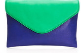 J.Crew Invitation clutch in colorblock