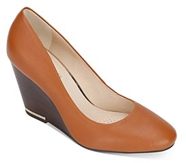 Kenneth Cole Women's Merrick Wedge Heel Pumps