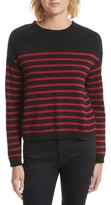 RED Valentino Women's Embroidered Star Sweater