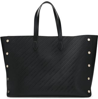 Givenchy Large Logo Embossed Shopper