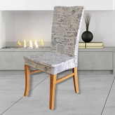 Sure Fit Statement Prints Signature Dining Chair Cover