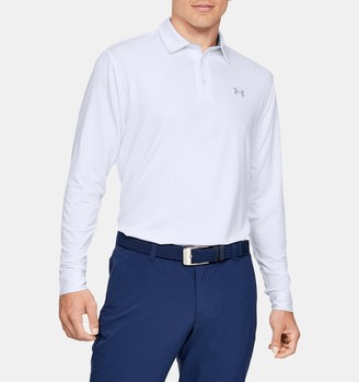 Under Armour Men's UA Playoff 2.0 Long Sleeve Polo