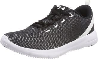 Under Armour Women's W Squad 2 3020149-001 Gymnastics Shoes Black 3020149 001 6 UK
