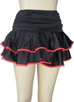 Colorfulworldstore Latin salsa Cha cha tango Ballroom Dance Dress-Latin dance Skirt for Lady&Girls