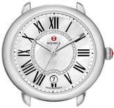 Michele Analog Serein 16 Stainless Steel Diamond Watch Head