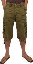 Stone Touch Mens Military Cargo Shorts s sizes:
