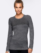 Lorna Jane Rhythmic Seamless LS Top