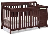 Stork Craft Storkcraft Portofino 4-in-1 Convertible Crib and Changer