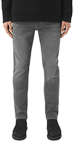 Allsaints Allsaints Barham Iggy Jeans, Dark Grey
