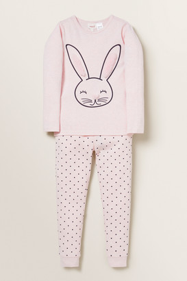 Seed Heritage Fluffy Bunny Pyjamas
