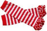 Aivtalk Little Princess Toddler Kids Ruffles Design High Stockings Leg Warmers