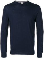 Eleventy plain sweatshirt - men - Silk/Wool - S