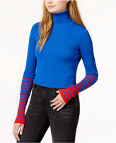 Tommy Hilfiger Tommyxgigi Cropped Turtleneck Sweater