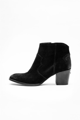 Zadig & Voltaire Molly Boots