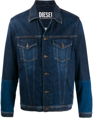 Diesel Faded Denim Jacket