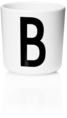 Design Letters Personal Melamine Cup - B