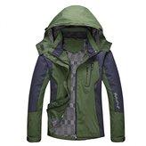 Diamond Candy Sportswear Women's Waterproof Jacket Outdoor raincoat Hooded Softshell 2RL