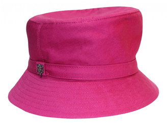 Philip Treacy Pink Cloth Hats