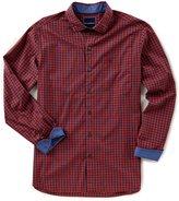 Tommy Bahama Mazagan Check Long-Sleeve Woven Shirt