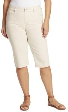 Gloria Vanderbilt Trendy Plus Size Curvy Skinny Skimmer Jeans