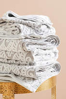 Anthropologie Damask Towel Collection
