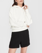 Express Soft Hooded Sweater