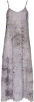 Mimi Prober Jane tie-dyed organic cotton midi dress