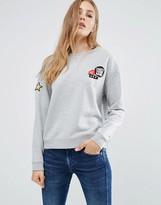 Pepe Jeans Celia Band Sweatshirt