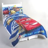 Disney Pixar Cars 2 Twin Microfiber Comforter