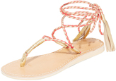 Cocobelle L*Space + Gili Wrap Sandals