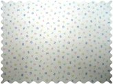 Camilla And Marc SheetWorld Pastel Alphabet Fabric - By The Yard - 101.6 cm (44 inches)