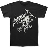 Old Glory Metallica - Scary Guy and Bones Adult T-Shirt