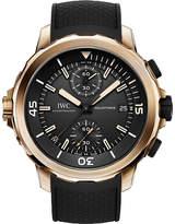 IWC SCHAFFHAUSEN Iw379503 edition 'expedition charles darwin' watch
