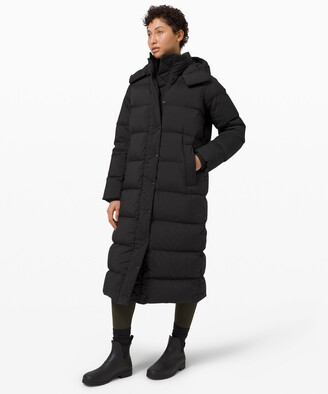 Lululemon Wunder Puff Jacket *Long