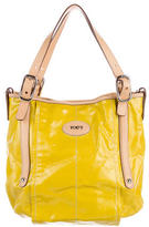 Tod's Leather-Trimmed G-Line Satchel