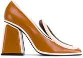 Marni colour block pumps